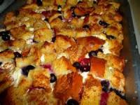 Fruit - Baked French Toast With Berries