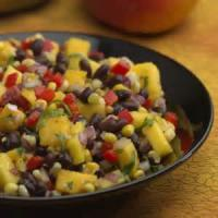 Fruit - Mango -  Roasted Corn, Black Bean And Mango Salad