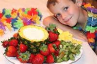 Fruit - Mango -  Tropical Quesadillas
