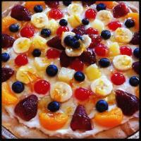 Fruit - Dessert Pizza
