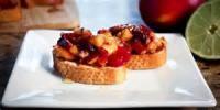 Fruit - Fruit Bruschetta