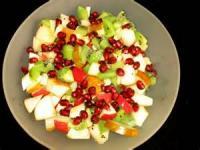 Fruit - Mixed Fruit -  Holiday Tossed Salad