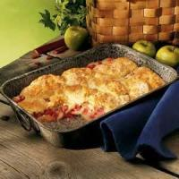 Fruit - Fresh Fruit Cobbler