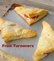 Fruit - Fruit Turnovers