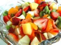 Fruit - Mixed Fruit -  Frozen Banana Salad