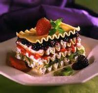 Fruit - Dessert Lasagna