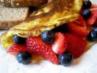 Fruit - Dessert Omelets