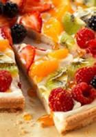 Fruit - Mixed Fruit -  Fruit Pizza