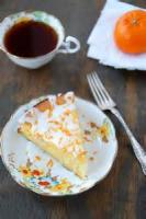 Fruit - Orange -  Clementine Cake