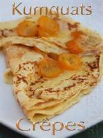 Fruit - Orange -  Crepes Flambe A L'orange