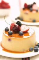 Fruit - Seasonal Fruit Pudding