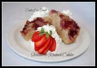 Fruit - Very Berry Rhubarb Cobbler