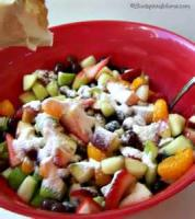 Fruit - Mixed Fruit -  Simple Fruit Salad