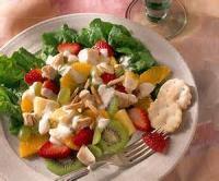 Fruit - Orange -  Chicken And Orange Salad