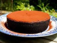 Fruit - Chocolate, Orange And Honey Cake