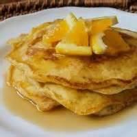 Fruit - Orange -  Orange Ricotta Pancakes