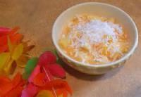 Fruit - Orange -  Orange Cream Pie