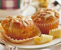 Fruit - Orange -  Orange-nut Muffins
