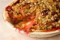 Fruit - Peach Melba Pie