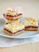 Fruit - Layered Raspberry Bars