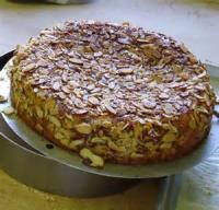 Fruit - Pear -  Vanilla Pear Custard Kuchen