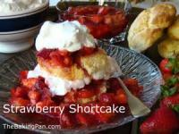 Fruit - Pineapple Lattice Shortcake