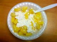 Fruit - Pineapple -  Pineapple Cheese Squares