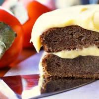 Fruit - Persimon -  American Persimmon Pie