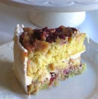 Fruit - Pineapple Cheese Torte
