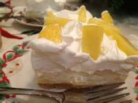 Fruit - Pineapple Cream Dessert