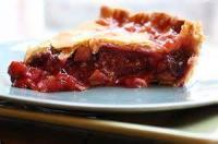 Fruit - Plum Pie