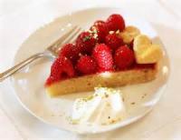 Fruit - Raspberry Almond Tartlets