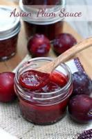 Fruit - Plum -  Plum Sauce