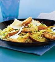 Fruit - Sauteed Chicken With Pears