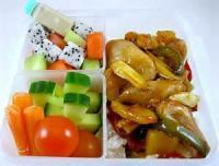 Fruit - Pineapple -  Chicken Polynesian