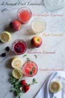 Fruit - White Peach Lemonade