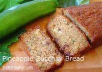 Fruit - Pineapple -  Pineapple-zucchini Bread