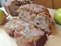 Fruit - Pear Walnut Bread