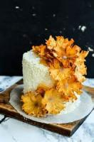 Fruit - Pineapple Cream Cake