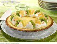 Fruit - Pineapple -  Pina Colada Pie