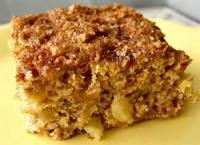 Fruit - Low Cholestrol Pineapple Coffeecake