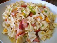 Fruit - Strawberry Pasta
