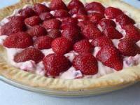 Fruit - Strawberry -  Mai's Fresh Strawberry Pie