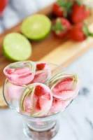 Fruit - Sparkling Strawberry Punch