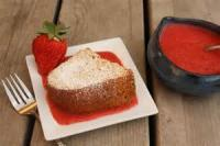 Fruit - Strawberry Cream Cheese Pound Cake