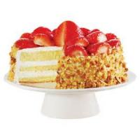 Fruit - Strawberry -  Heavenly Strawberry Cream Cake