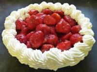 Fruit - Strawberry -  Fresh Strawberry Pie
