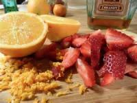Fruit - Strawberry -  Strawberry-orange Muffins