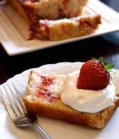 Fruit - Strawberry -  Strawberry Pound Cake