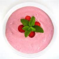 Fruit - Frozen Strawberry Souffle